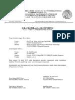 Surat Kompetensi Yunior A