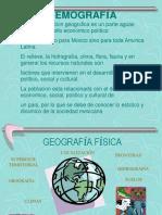 Conceptos geográficos