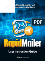 IMSC RapidMailer Instructions