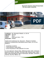 Bucuresti, Baneasa, Langa Piraeus Bank, 191 Mp