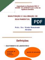 CALIBRACOES_MANUTENCOES