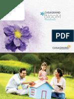 Casagrand Bloom Ebrochure