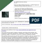 Callon - 2010 - Performativity, Misfires and Politics