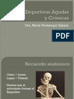 001 Lesiones Deportivas Agudas y Cronicas Fisioterapia i