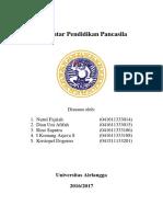 [Kelompok 2] Resume Bab 1 Pengantar Pendidikan Pancasila