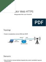 Blokir Web HTTPS Menggunakan Filter Layer7