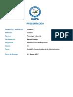 Unidad I - Administracion de Empresas I - Copia