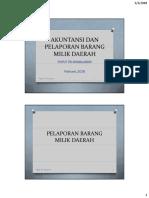 Akuntansi Dan Pelaporan BMD