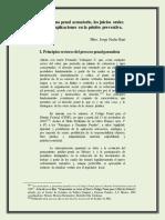 El Sistema Penal Acusatorio Mexico