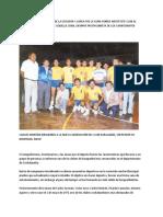 Historia Del Basquetbol