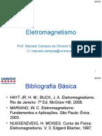 Apresentação de Eletromagnetismo.ppt