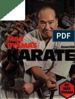 Oyama Masutatsu - Essential Karate.pdf