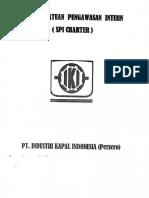 Spi Charter Pt Industri Kapal Indonesia (Persero)