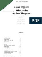 Nietzsche - Le Cas Wagner