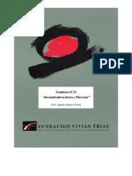 Juventud Universitaria y Mercosur Methol Ferre