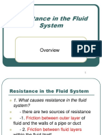 Resistance in the Fluid System PDF