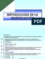 03 Metodologia de La Investigacion