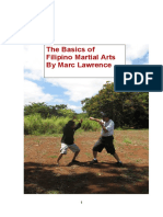 The Basics of Filipino Martial Arts