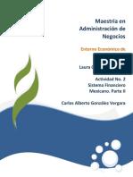 Entorno Economico de Mexico unid Actividad 2