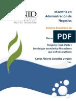 Entorno Economico de Mexico unid Actividad Final