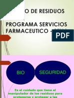 manejo de residuos farmaceuticos 2017 farmacia.ppt