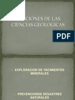 FUNCIONES DE LAS CIENCIAS GEOLOGICAS.pptx