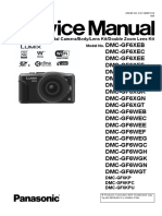 Panasonic Gf6 Service Manual