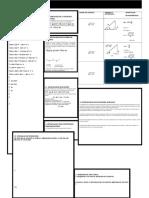 Dionila Formulario de Calculo Integral