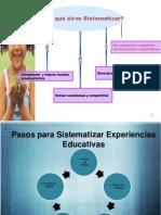 cmosistematizarexperienciaseducativas-120426094255-phpapp02