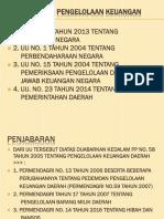 Slide Gambaran Umum Keuangan Daerah