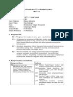 RPP 1  DESKRIPSI (3.2 & 4.2)