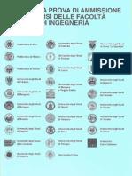 Guida alla prova di Ingegneria-2005