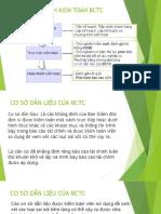 Co So Dan Lieu Bctc - Bs