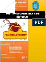 Auditoria Operativa y de Sistemas Final Word