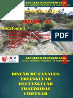 Sesion 05 2018 Canal Toma Bocatoma II