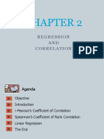 Chapter 2 - Regression and Correlation (Student)