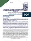 ATTENDANCE RECORD PROGRAM WITH WEB-BASED DESIGN FOR FIELD EMPLOYEES IN PT. PUTRA MAJU LESTARI