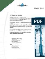 144th Ariane Mission Press Kit