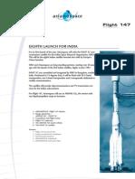 146th Ariane Mission Press Kit