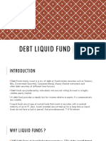Debt Liquid Fund UPDATED