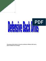 DB Drill Manual