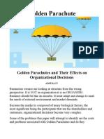Golden Parasute