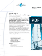 163rd Ariane Mission Press Kit