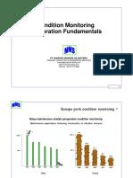 2) Pemilihan Teknik Monitoring Kondisi Mesin