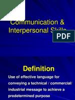 Communication Lec1,2