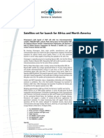 180th Ariane Mission Press Kit