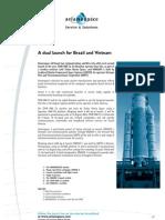 182nd Ariane Mission Press Kit