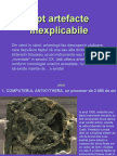 8 artefacte inexplicabile