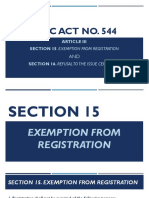 SECTION15&16,17,18,19