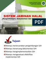 5. Pengembangan Dan Dokumentasi SJH Rev